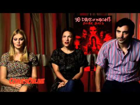 CC2010: Interview with 30 Days of Night: Dark Days Cast