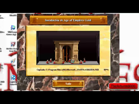 Descargar Age of Empires 1 GOLD Full Español ISO o Portable 1 Link 2014