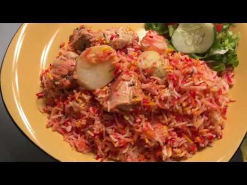Biryani special Recipe