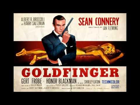 James Bond's Films' Songs - 03 - Goldfinger video