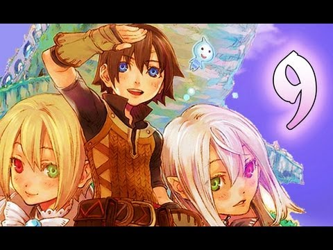 Rune Factory Frontier (Wii) Playthrough 【9】 : Hot Springs