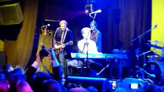 """Denis Mazhukov and the group «Off Beat» at the """"B 2"""" Club,Moscow,Russia 27.03.2011"""