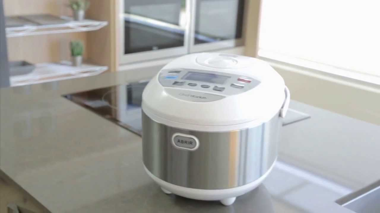 Robot de cocina chef titanium con voz youtube for Robot de cocina autocook