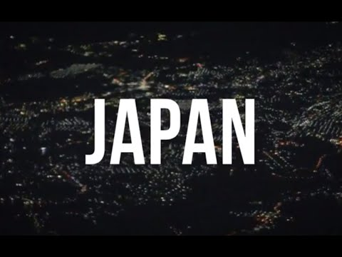 JAPAN - A Traveling Journal