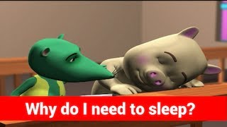 Why do we need sleep? Importance of sleep for kids