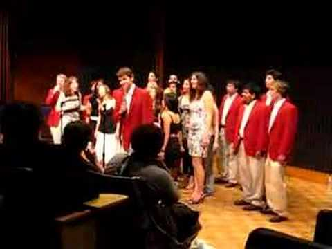Disney Medley-Stanford Counterpoint and The Mendicants Music Videos