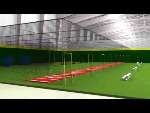 Indoor facility design design visualize and install on for Indoor facility design