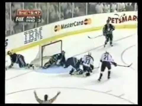 NHL 1997, Game 3 - Anahiem Ducks vs Phoenix Coyotes