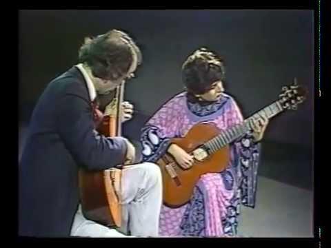 I. Albeniz: Tango - Evangelos&Liza (Evangelos Assimakopoulos - Liza Zoe)