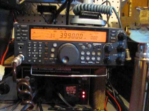 Crazy Bob's Rooster Crow-In 3.990 LSB 75 meters Ham Radio WA2CB
