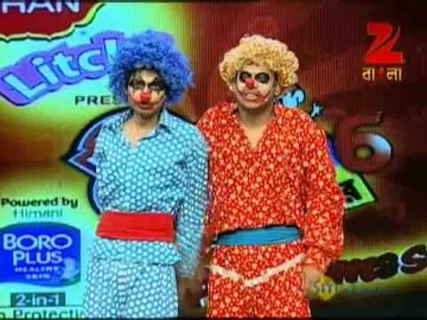 Mirakkel Awesome Saala June 20 '12 - Roni & Sajal video