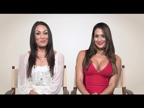 WWE Superstars The Bella Twins Talk About Their New Season On E!