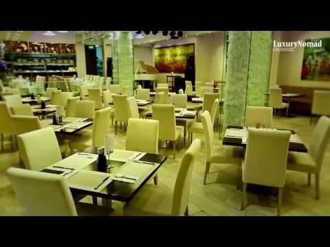 LUXURY MONGOLIA 100 Best Destinations: BLUEFIN CUISINE D'ART Restaurant (Short)