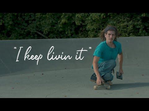 "The Paralyzed Skateboarder | ""I Keep Livin' It"""