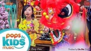 Xúc Xắc Xúc Xẻ - Bé Băng Châu | Nhạc Thiếu Nhi Vui Nhộn
