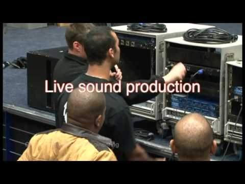 Sound Engineering Courses Cape Town