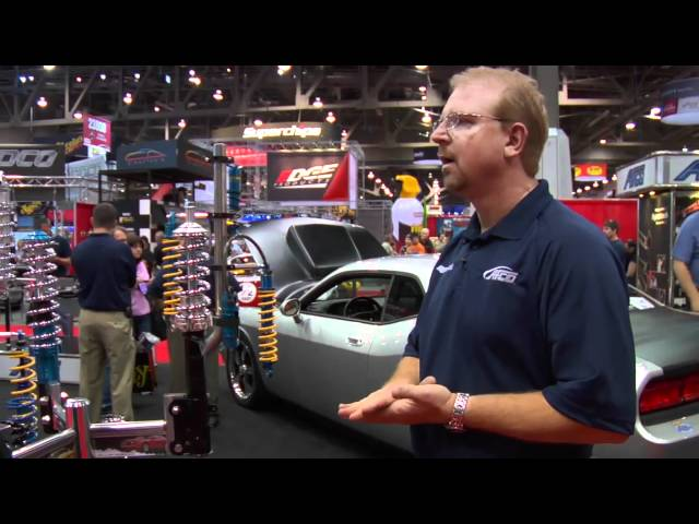 AFCO Debuts new Products at the 2010 SEMA Show