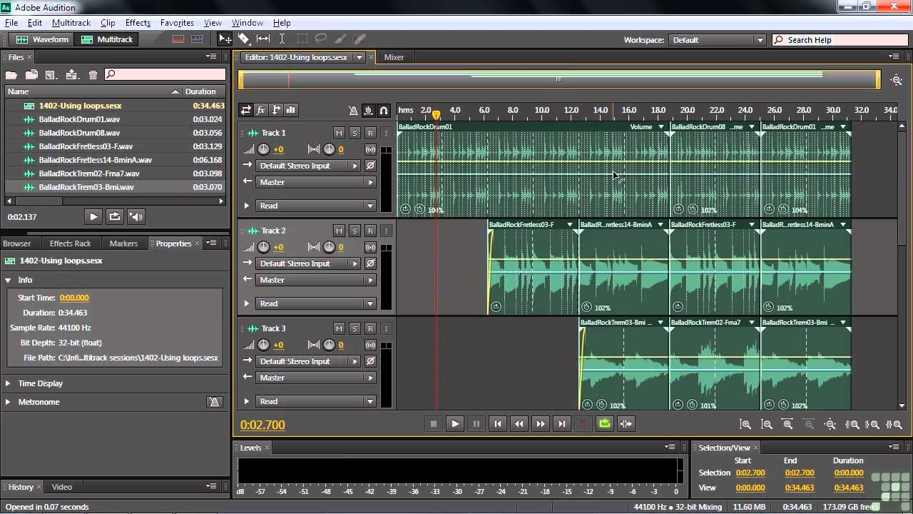 adobe audition cs6 trial