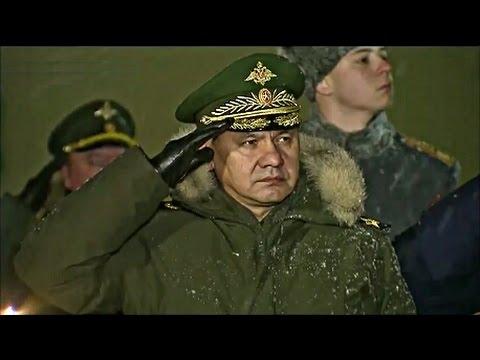 ГЕРОИ РОССИИ погибшие в Сирии.