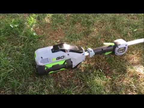 EGO 56v battery powered trimmer/weed eater review