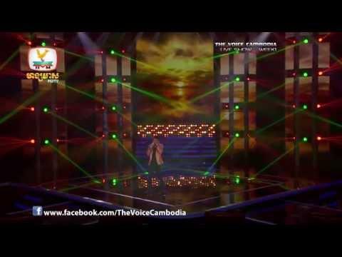 The Voice Cambodia - Live Show 1 - Tngai Bak Roseal - Sok Chan Neh