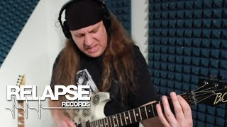 "INCANTATION - ""Rites of the Locust"" (Official Guitar Playthrough)"