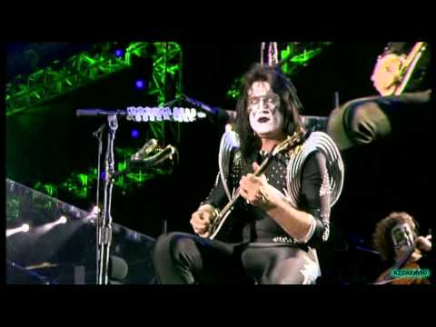 KISS - Forever [ FULL HD Symphonic version ]