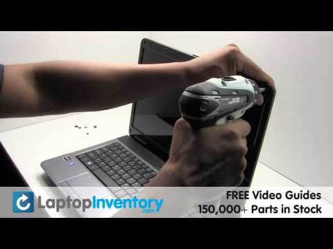 Acer Aspire LCD Inverter Fix Replace Install Video Board 5532 5332 5516 5517