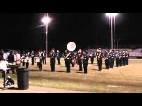 Smackover High School Band