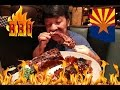 AMAZING Phoenix Arizona BBQ & The BEST Donut I've Ever Had!