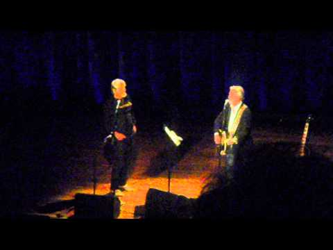 Kris Kristofferson w/Larry Gatlin - Help Me -The Ryman - Nashville, TN 05-15-2013