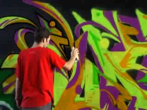 MONK - LESEN - AWDEO - GRAFFITI Video