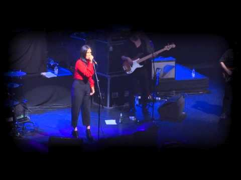 Kristina Train  Dream Of Me recorded live in Manchester