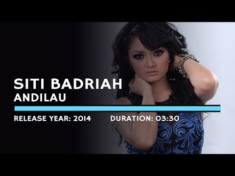 Siti Badriah - Andilau (Lyric)