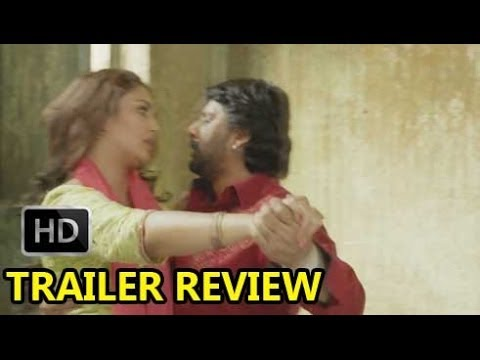 Dedh Ishqiya Trailer Review | Madhuri Dixit, Huma Qureshi, Naseeruddin Shah & Arshad Warsi video