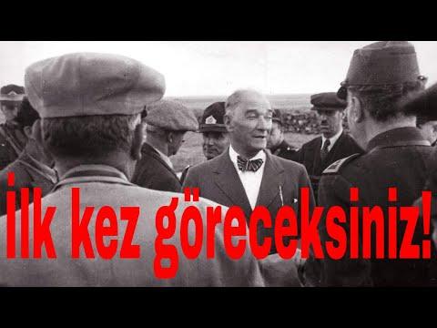 Atatürk'ün de bulunduğu Trakya Manevraları'nda çekilen nadir 33 fotoğraf karesi