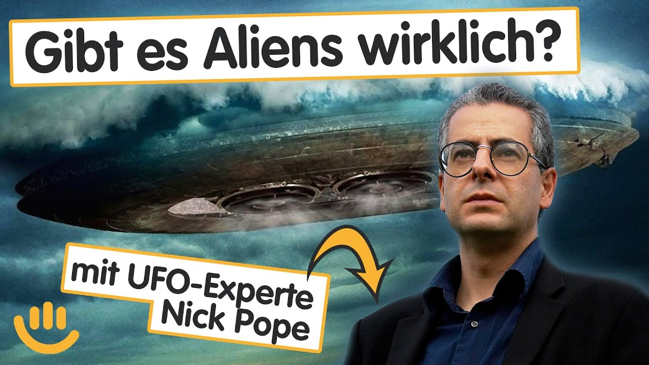 gibt es aliens und ufos wirklich nick pope kl rt auf. Black Bedroom Furniture Sets. Home Design Ideas