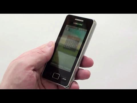 Обзор телефона Samsung Star II от Video- shoper.ru