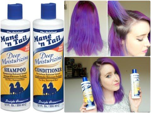 Mane 'N Tail Review & Hair Growth Progress!