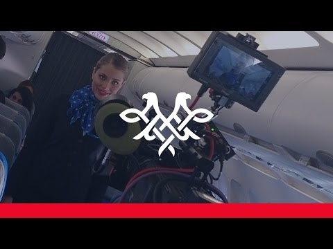 Air Serbia - The New Wings Of Europe making-of