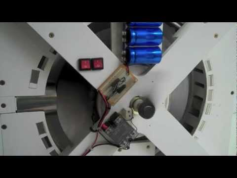 Quanta Magnet Motor Generator