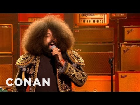 Reggie Watts Stand-Up 10/25/12 - CONAN on TBS