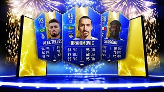 INSANE TOTS CARDS ARE HERE! - FIFA 19 Ultimate Team #TOTS