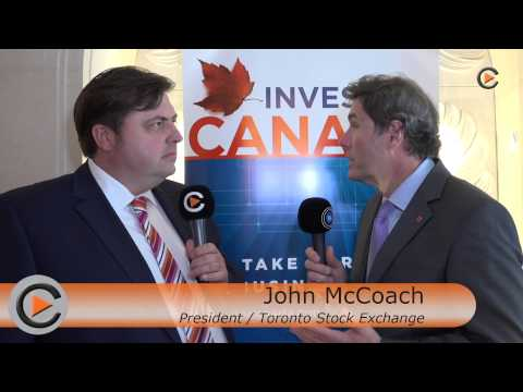 Commodity-TV: Toronto Stock Exchange