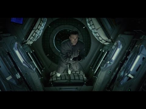 Живое / Life (2017) Второй дублированный трейлер HD
