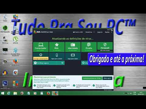 DICA - Instalando o AVG Anti-Virus Free 2014 (HD)