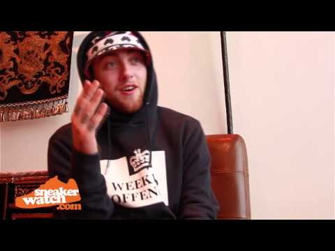 Mac Miller On Why He Wouldn't Wear Lil Wayne's Kicks