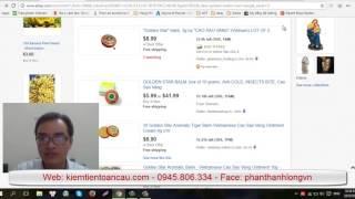 Bán Hàng Online: Drop Shipping Trên Ebay - Thu Nhập 6 - 20 triệu