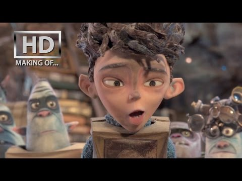 The Boxtrolls Meet The Characters | official featurette (2014) Ben Kingsley Elle Fanning