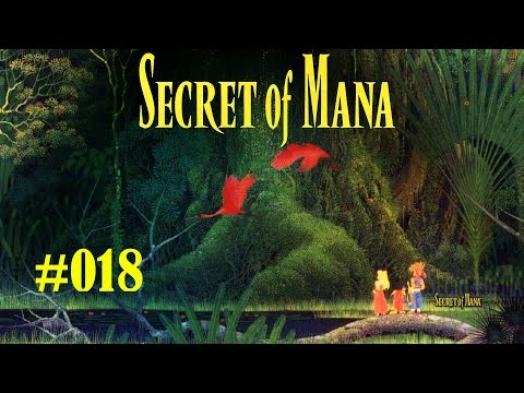 Let´s Play Secret of Mana [German] #018 - Ein frostiges Erlebnis